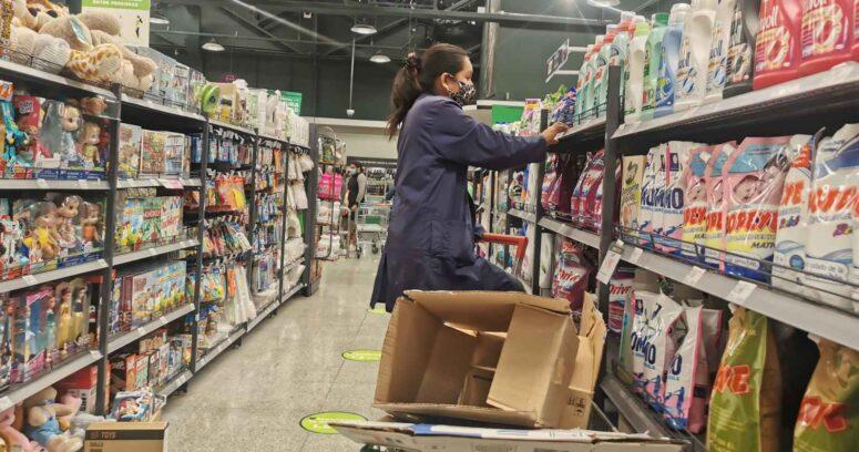 Horario de funcionamiento de los supermercados durante Semana Santa
