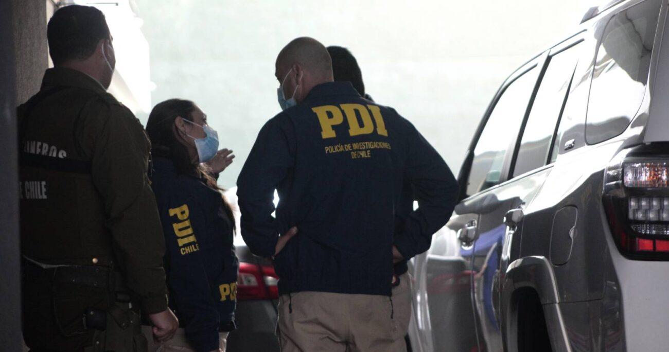 La Brigada de Homicidios de la PDI, de Valdivia, quedó a cargo de la investigación por instrucción del Ministerio Público. (Foto: Agencia UNO/Archivo)