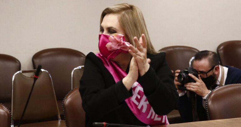 Diputada Pamela Jiles asegura que tercer retiro del 10% se aprobará la próxima semana