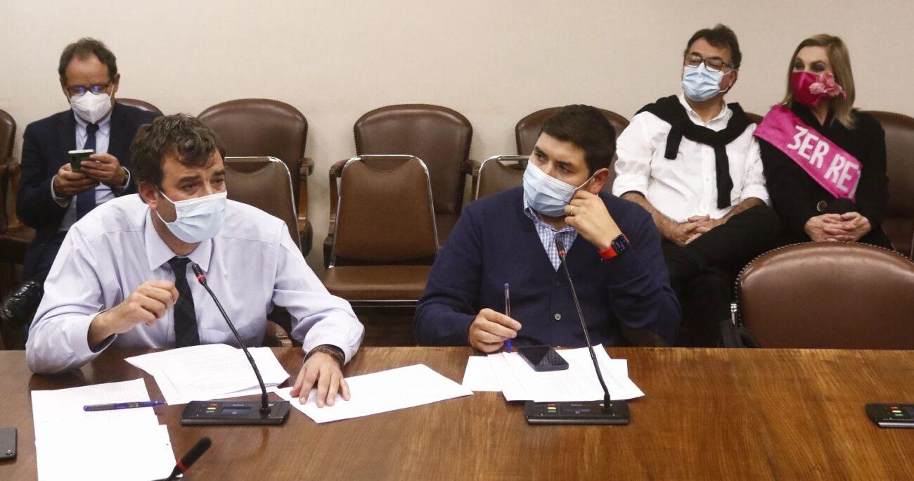 El ministro Juan José Ossa manifestó estar preocupado por la tramitación del tercer retiro. (Agencia UNO).
