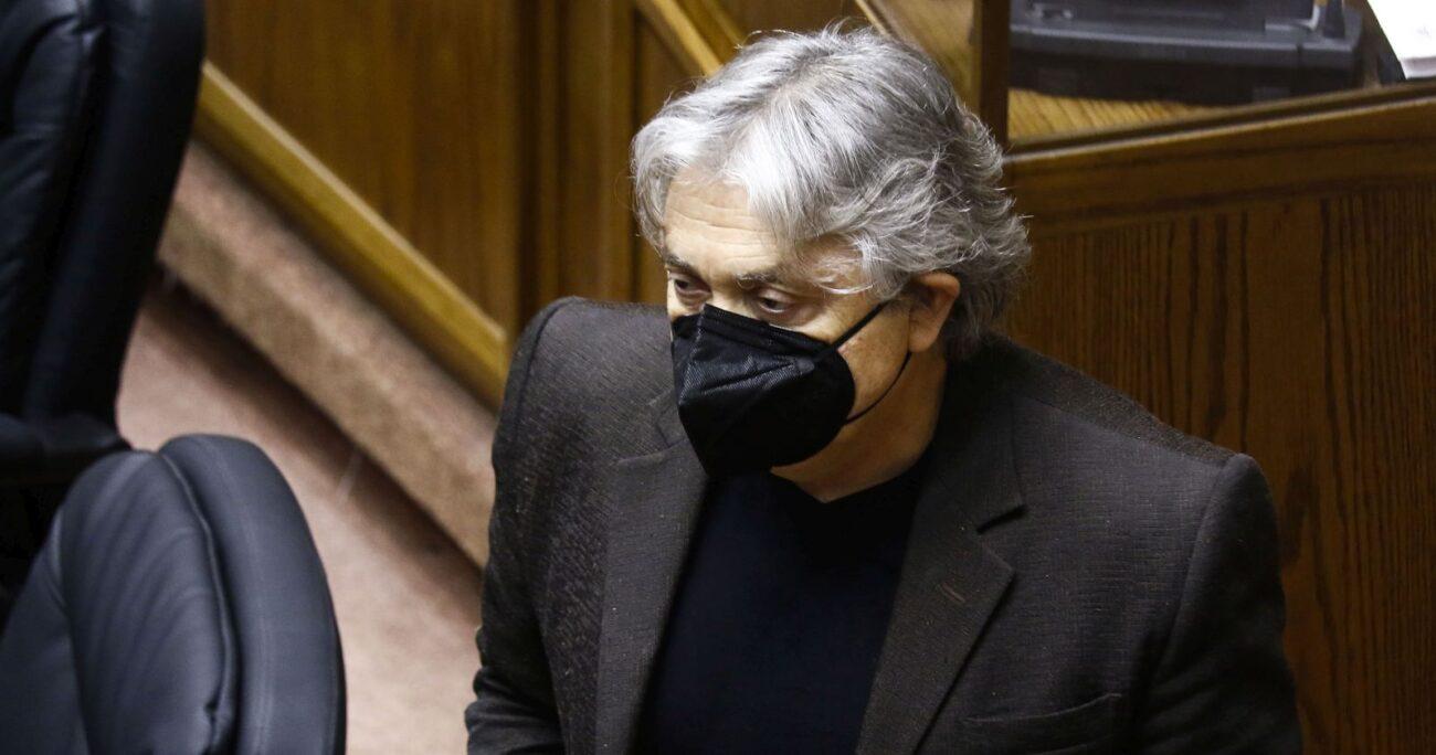 El legislador afirmó que el capitalismo facilitó la crisis sanitaria. AGENCIA UNO/ARCHIVO