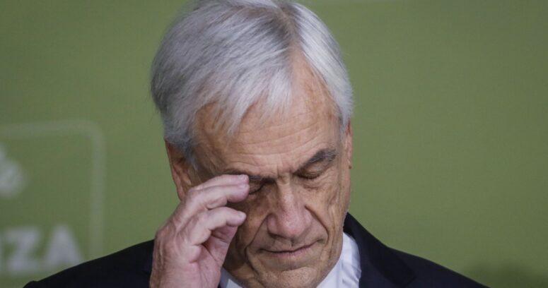 """Diputados solicitan informe sobre cómo inhabilitar a Piñera por """"impedimento físico o mental"""""""
