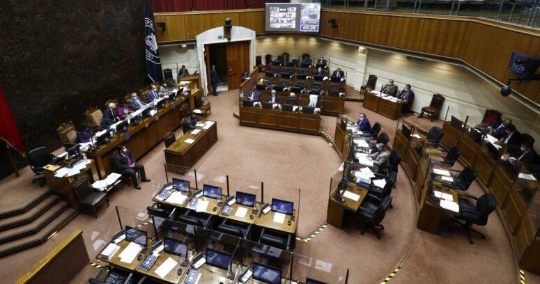 Senado aprueba proyecto para aplazar a mayo elecciones de abril