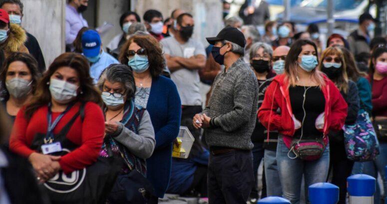 Argentina alcanza nuevo récord: más de 23 mil contagios y 290 muertes en un día