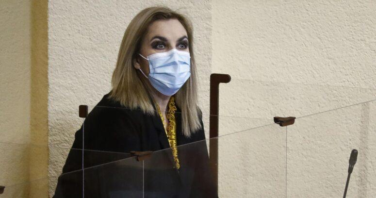 """""""Amenazaron a Delgado y Rubilar"""": Pamela Jiles denuncia presiones al interior del Gobierno"""