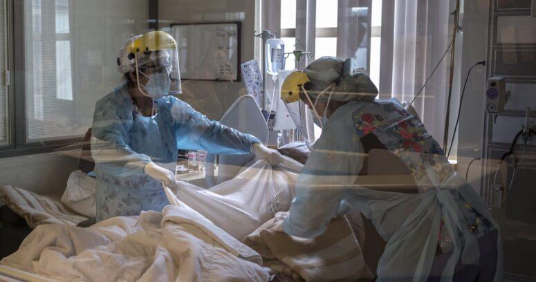 Minsal reportó 8.124 nuevos casos Covid-19 y solo 173 camas UCI disponibles