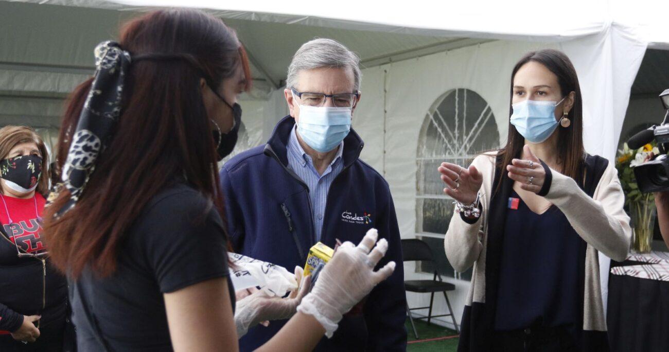 El reclamo de la autoridad municipal fue respondido por la seremi de Salud. AGENCIA UNO/ARCHIVO.