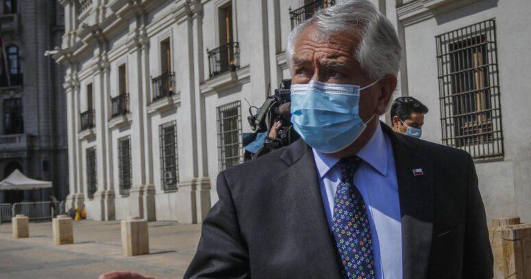 """Paris acusa """"afán destructivo"""" de presidenciables tras cuestionamientos a manejo de pandemia"""