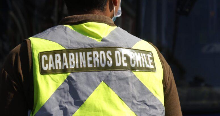 Choque deja un hombre y una mujer embarazada fallecidos en La Pintana
