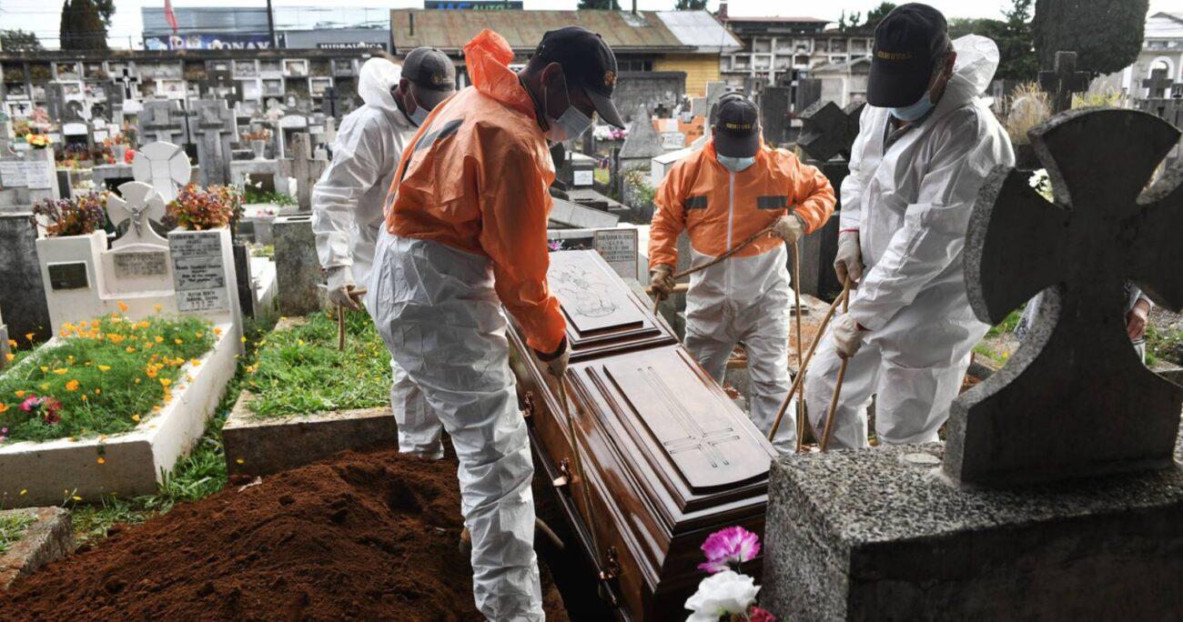 Al menos88.528 de los brasileños muertos por COVID-19 son de São Paulo. AGENCIA UNO/ARCHIVO
