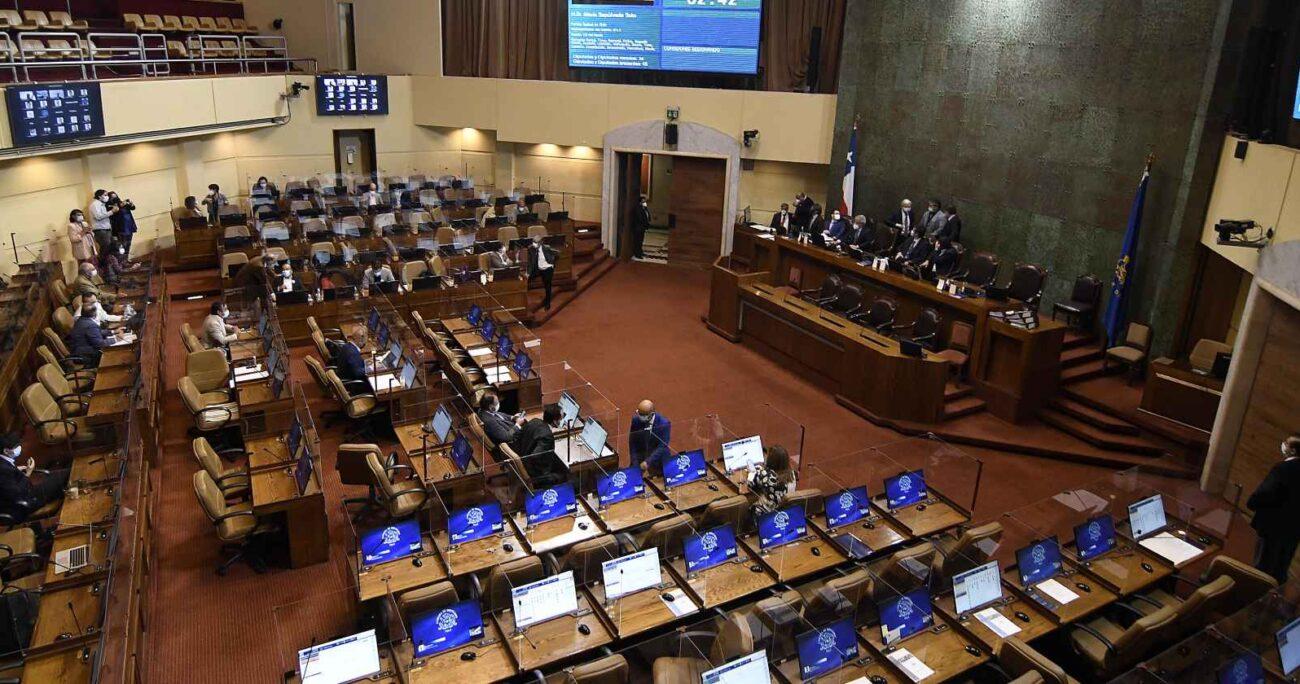 El ministro de la secretaría general de la Presidencia, Juan José Ossa, hizo presente la reserva de constitucionalidad. AGENCIA UNO / ARCHIVO