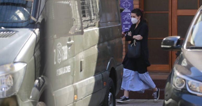 Hasta el cura fue detenido en matrimonio clandestino en Las Condes