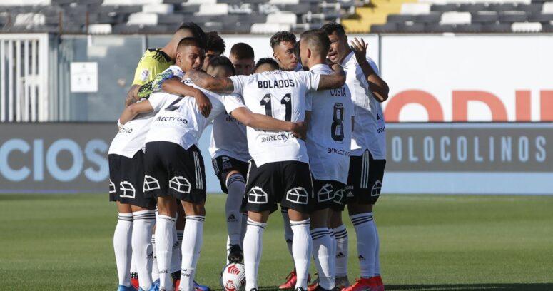"""""""Colo Colo jugará con juveniles ante Ñublense por contactos estrechos de COVID-19 en el plantel"""""""
