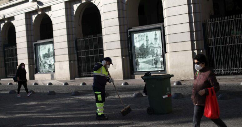 """""""Desempleo alcanzó el 10,4% empujado por el comercio y los servicios"""""""