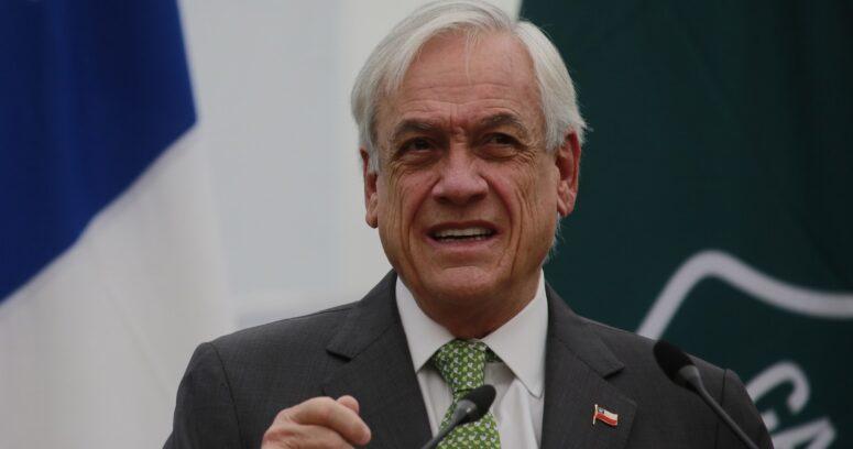 Piñera es denunciado ante la Corte Penal Internacional por crímenes de lesa humanidad