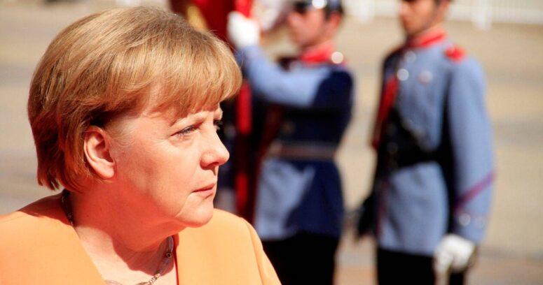 Angela Merkel recibió su primera dosis de la vacuna de AstraZeneca