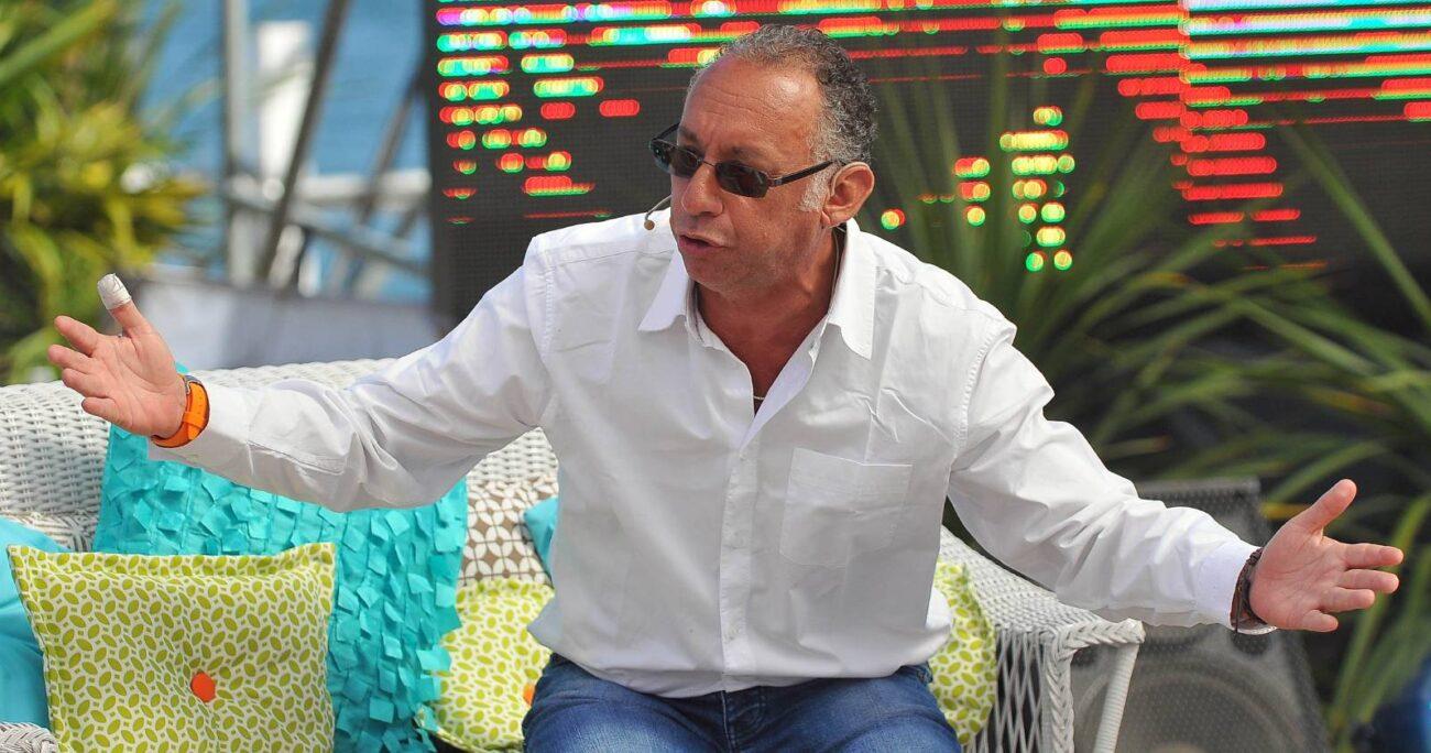 El ex comentarista deportivo habló de todo en el programa de Canal 13, incluso del encuentro que tuvo con Sergio Jadue. (Foto: Agencia UNO/Archivo)