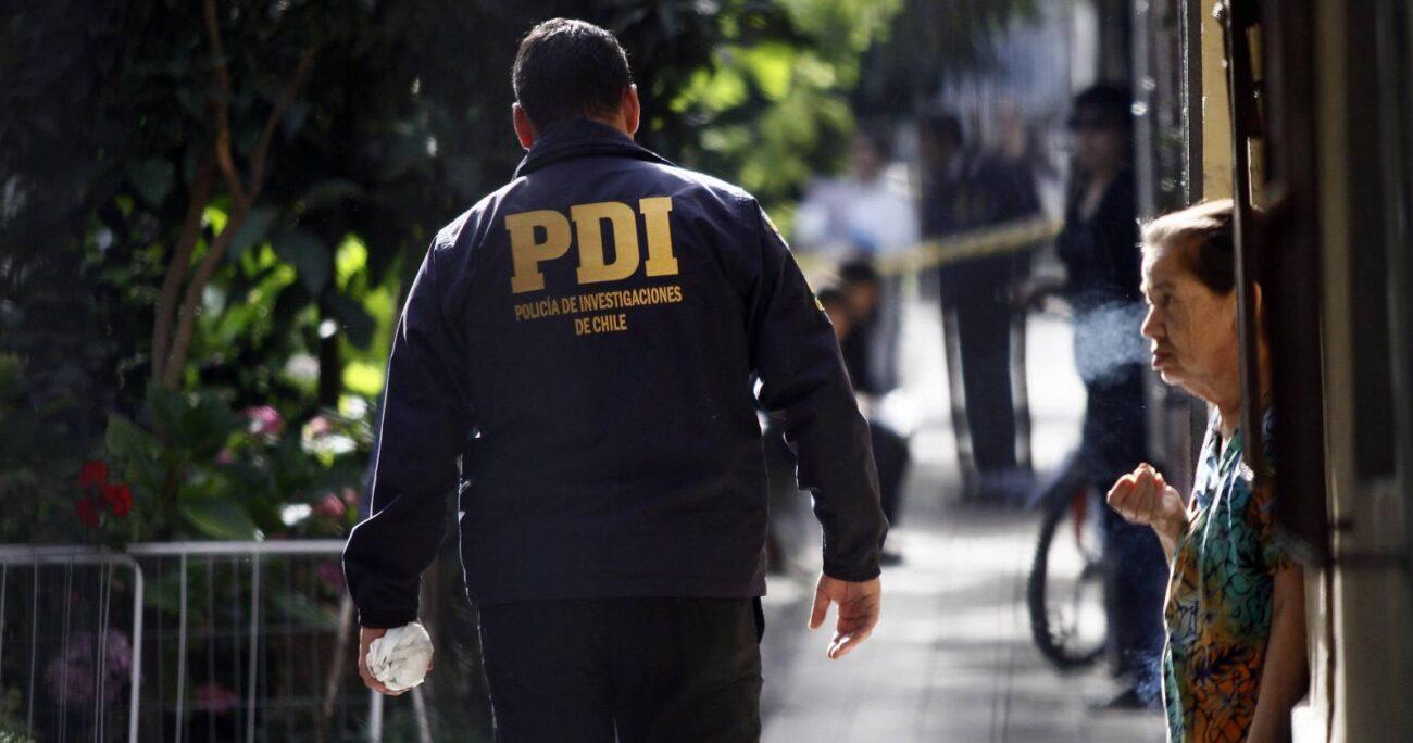El hecho ocurrió el pasado 15 de marzo y Juan Flores Valenzuela era intensamente buscado por la PDI. AGENCIA UNO/ARCHIVO