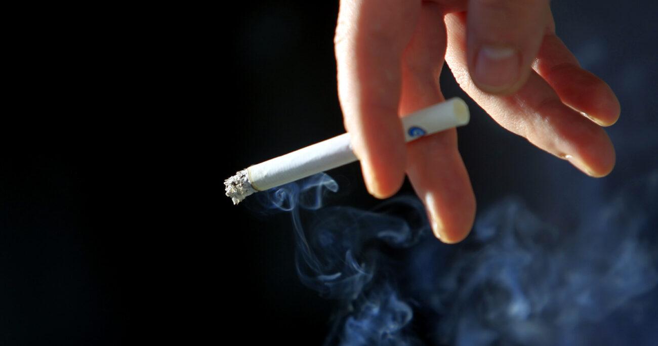 Esto, luego que el ministro Enrique Paris asegurara que el tabaco ya no sería calificado como esencial. AGENCIA UNO/ARCHIVO