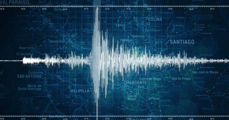¿Enjambre sísmico?