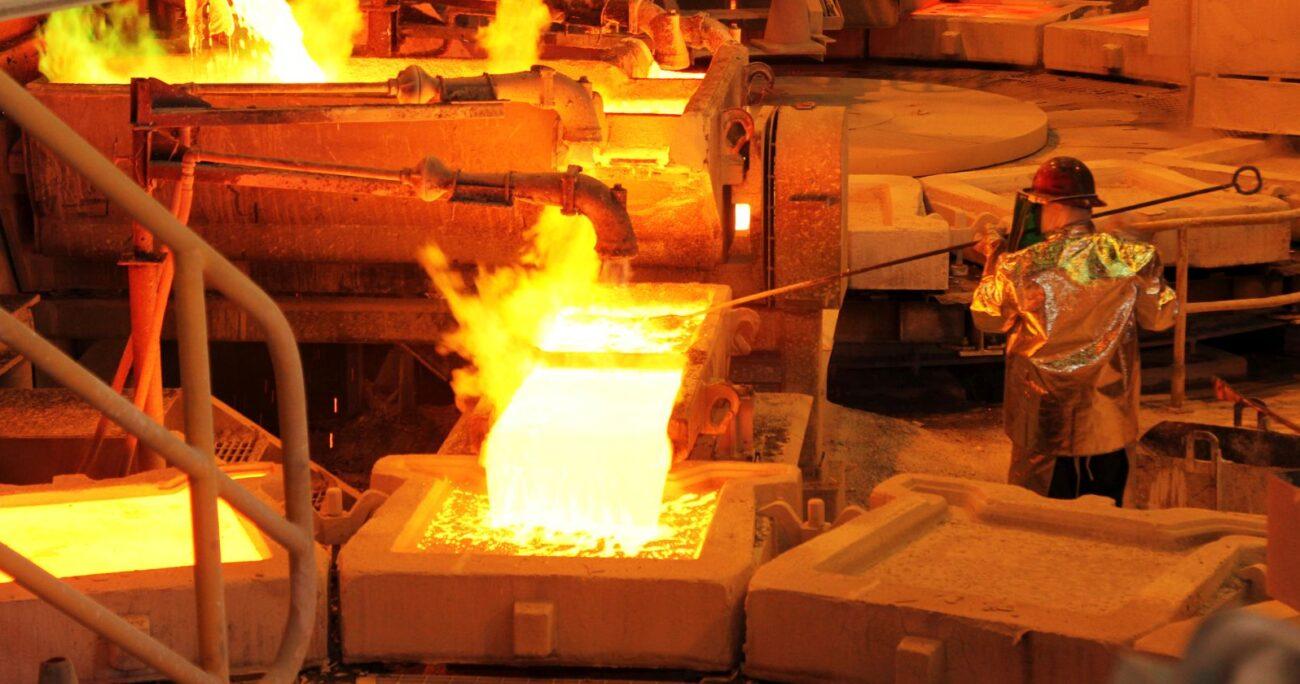 Durante esta semana, el precio del metal rojo se acercó a su máximo histórico. AGENCIA UNO/ARCHIVO