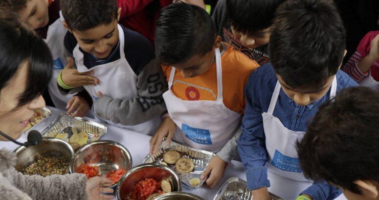 Obesidad infantil y educación alimentaria-nutricional efectiva