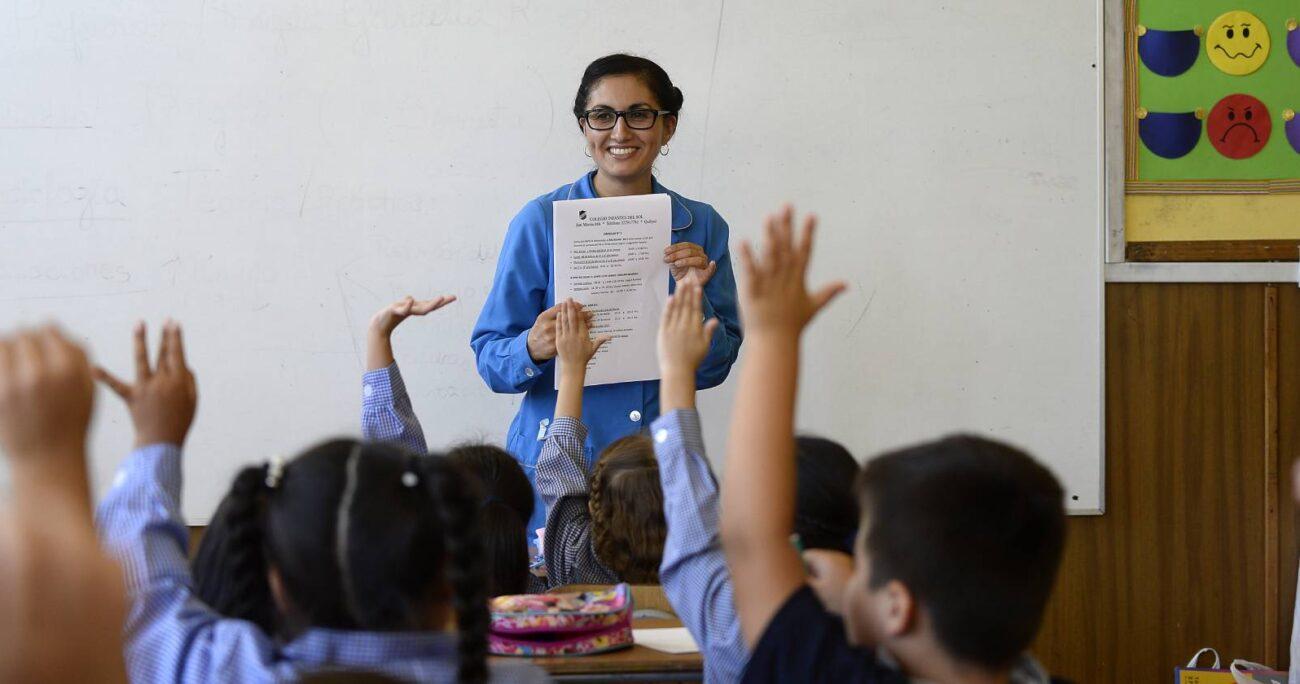 En el marco del proceso de admisión 2021, se registró una caída de un 19% en las matrículas de carreras de Pedagogía. AGENCIA UNO/ARCHIVO