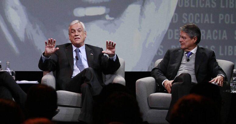 Guillermo Lasso, el amigo de Sebastián de Piñera que se convirtió en presidente de Ecuador