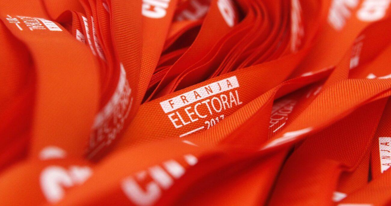 La última franja electoral de Convencionales Constituyentes fue emitida este martes 06 de abril, a las 20:45 horas. Foto: Agencia UNO/Archivo