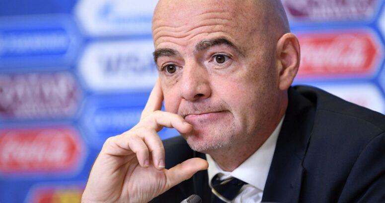 """""""Presidente de la FIFA advirtió que equipos que se sumen a la Superliga"""