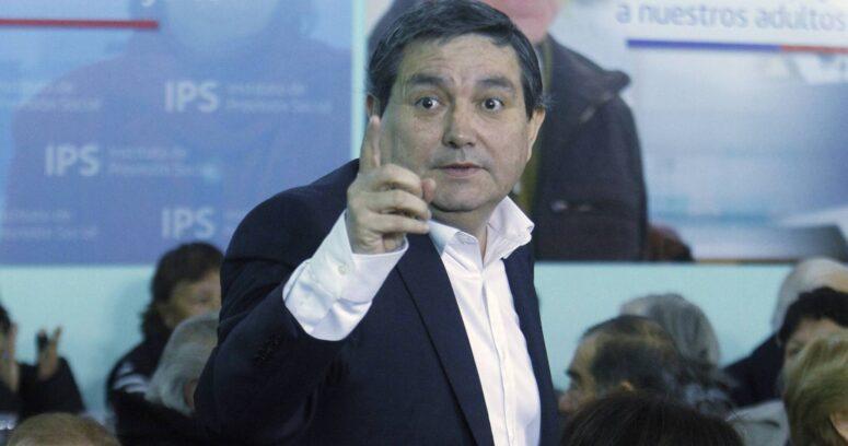 Fiscalía Sur formalizará al alcalde de San Ramón por cohecho, enriquecimiento ilícito y lavado de dinero