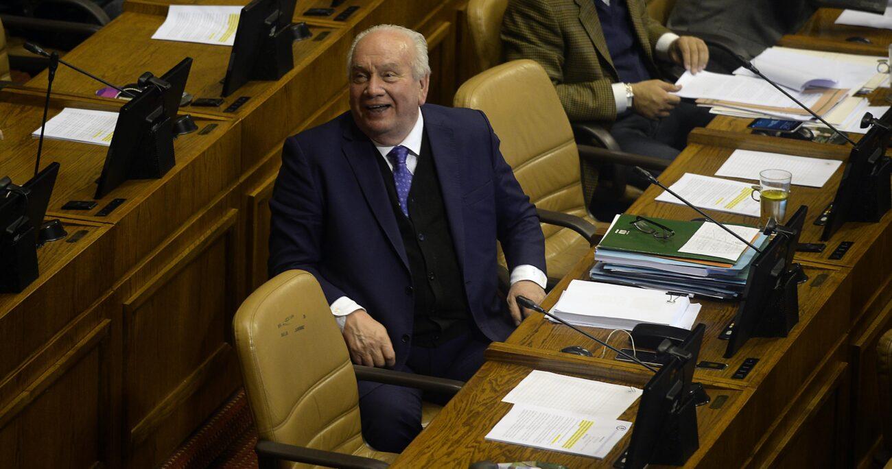 El legislador se encuentra internado desde el 3 de abril. AGENCIA UNO/ARCHIVO
