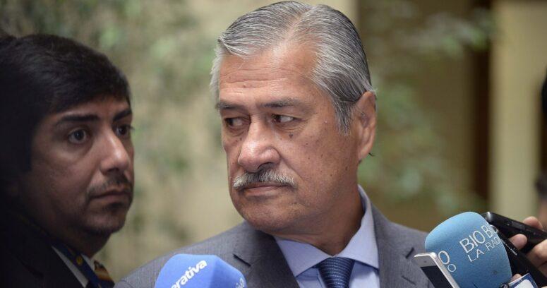"""""""Diputado Fernando Meza estuvo conectado a ventilación mecánica por COVID-19"""""""