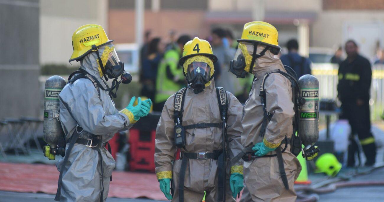 Personal de Bomberos llegó hasta el lugar para controlar la situación. AGENCIA UNO/ARCHIVO