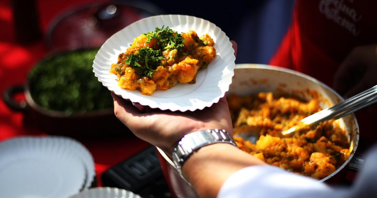 Cada 15 de abril, desde 2009, se celebra el Día de la Cocina Chilena. AGENCIA UNO/ARCHIVO