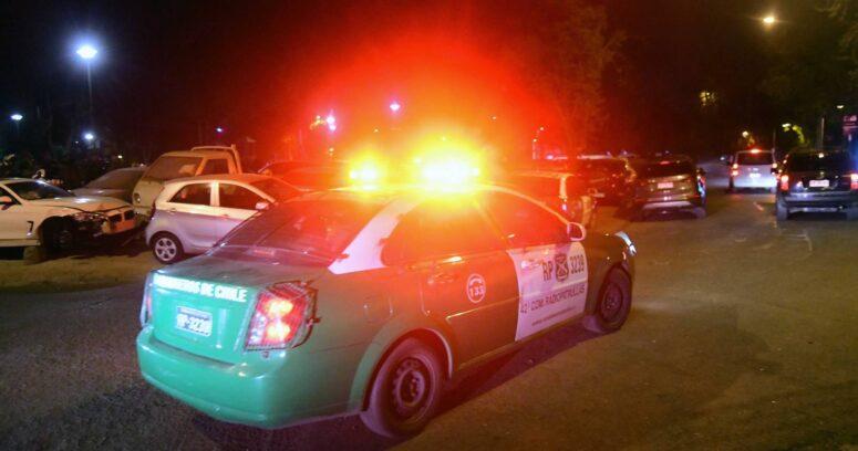 """""""Carabineros dio de baja a sargento acusado de tocaciones a víctima de violencia intrafamiliar"""""""