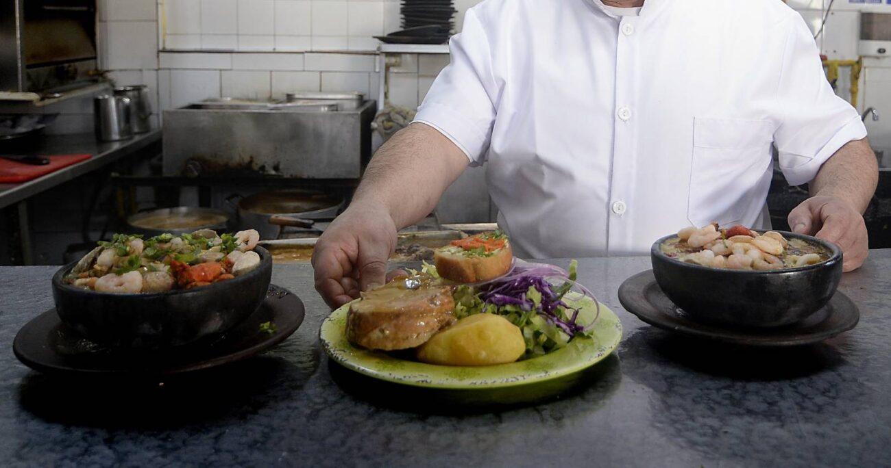 También se efectuarán clases de cocina en vivo por Instagram, siendo la