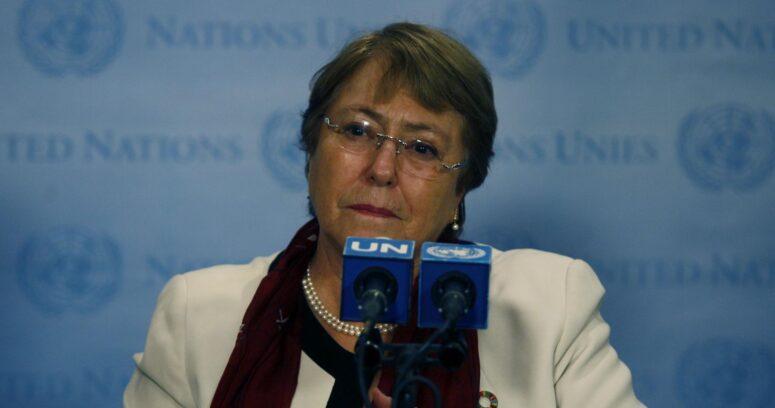 """Michelle Bachelet: """"La educación en Derechos Humanos no es opcional"""""""