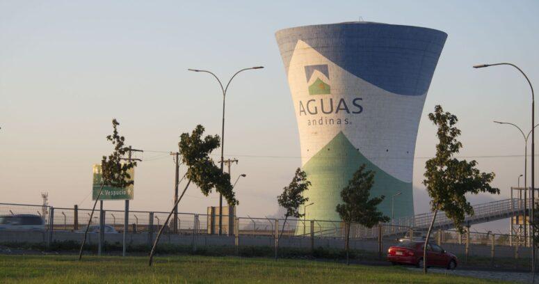 """""""Plan de inversiones: Aguas Andinas seguirá apostando por aumentar la autonomía del suministro en la Región Metropolitana"""""""