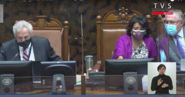 Senado visa que alcaldes puedan retomar labores en municipios hasta el 15 de abril