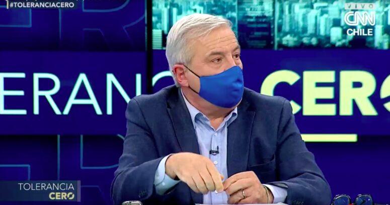 """Mañalich dispara contra el Colegio Médico y agenda política """"muy de izquierda"""""""