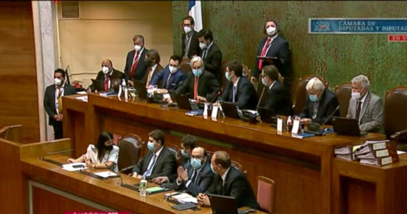 Se rechazó por falta de quórum la reforma constitucional de carácter permanente. CÁMARA DE DIPUTADOS.