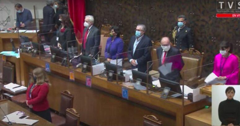 Senado aprueba en general tercer retiro del 10% con masivo apoyo de Chile Vamos