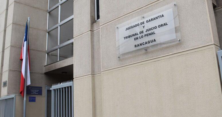 Decretan arraigo para ex jueces de Rancagua acusados de cohecho y enriquecimiento