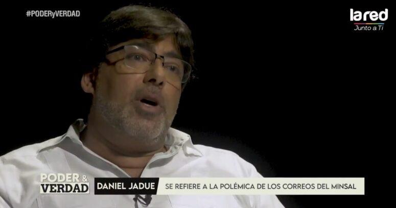 """Daniel Jadue y querella contra Piñera: """"Que no tuvimos el dilema de la última cama, es brutalmente falso"""""""