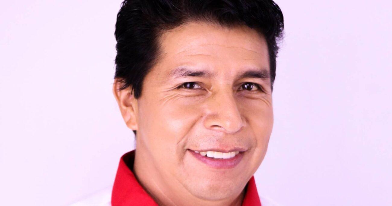 En el interior del país el respaldo a Pedro Castillo llega al 51%. TWIITER/PEDROCASTILLO