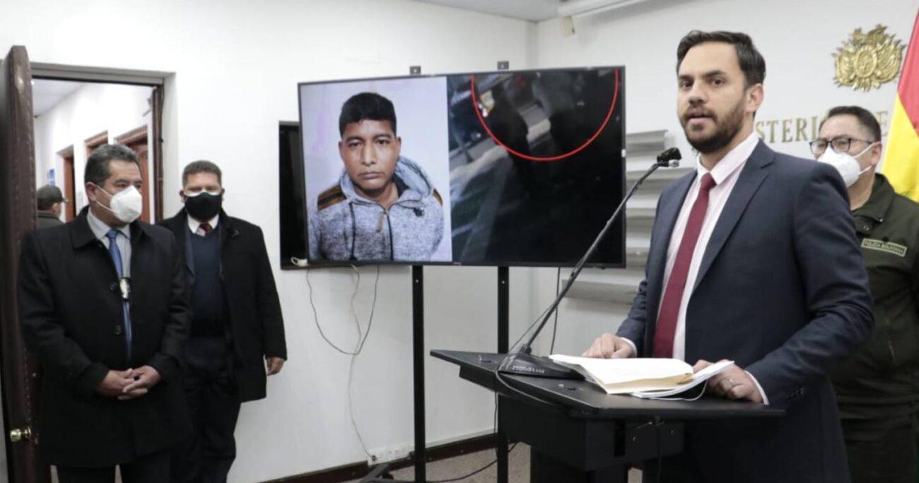 La detención fue confirmada por el ministro de Gobierno, Eduardo Del Castillo. TWITTER/MINDEGOBIERNO