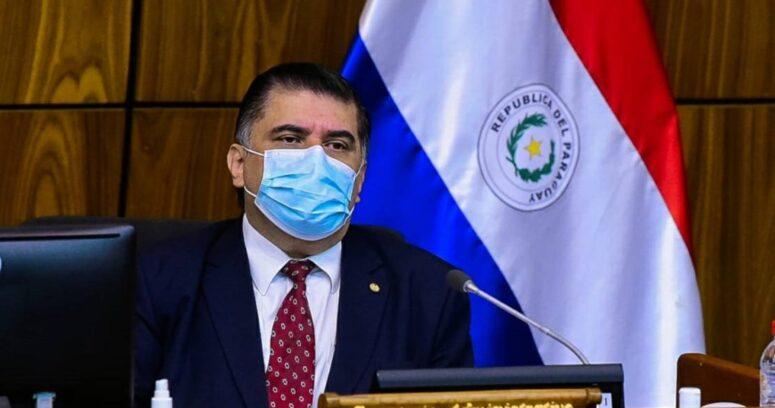 """Ministro de Salud de Paraguay da positivo por coronavirus"""