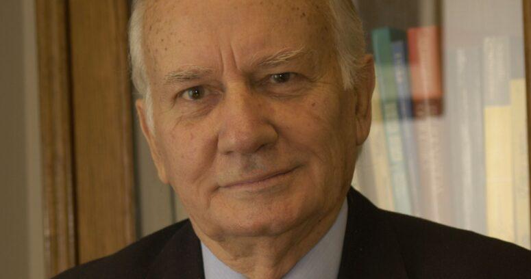 Murió Alejandro Goic, ganador del Premio Nacional de Medicina en 2006