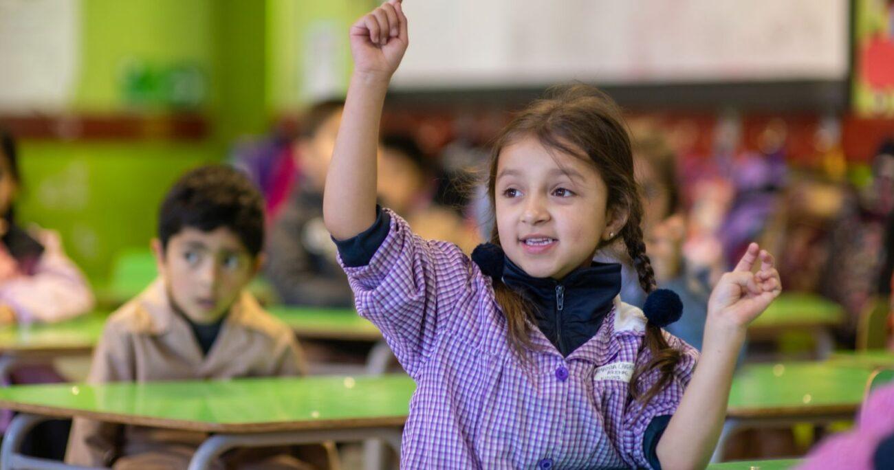 La iniciativa será aplicada en 6.000 mil alumnos en 15 comunas del país. FUNDACIÓN EDUCACIONAL OPORTUNIDAD